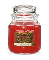 Red Apple Wreath Medium Yankee Candle