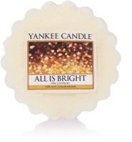 All is Bright Yankee Candle Wax Melt