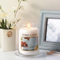 Shea Butter Large Yankee Candle