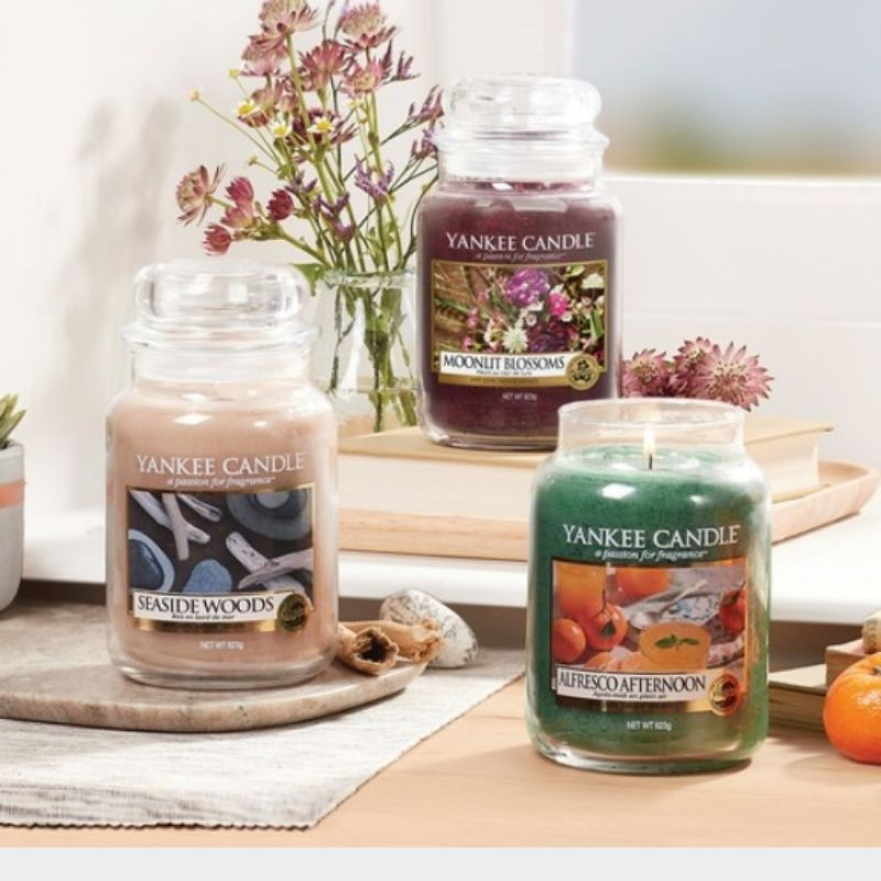 Alfresco Afternoon Large Yankee Candle