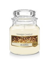 All is Bright Small Yankee Candle