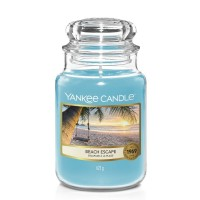 Beach Escape Large Yankee Candle Jar