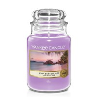 Bora Bora Shores Yankee Candle Large Jar