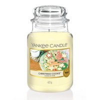 Christmas Cookie Large Yankee Candle