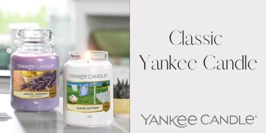Classic Yankee Candles