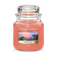 Cliffside Sunrise Yankee Candle Medium Jar