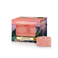 Cliffside Sunrise Yankee Candle Tea Lights