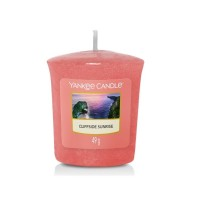 Cliffside Sunrise Yankee Candle Votive