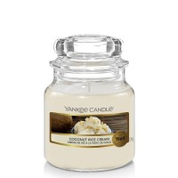 Coconut Rice Cream Yankee Candle Small Jar
