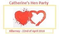 Hen Party Favours Package