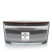 Mountain Air Ellipse WoodWick Jar