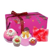 Bomb Gift Box- Robin the Red Gift Pack