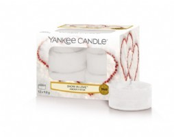 Snow in Love Yankee Candle Tea Lights