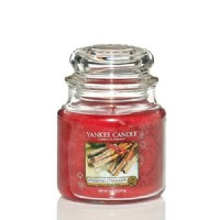 Sparkling Cinnamon Medium Yankee Candle