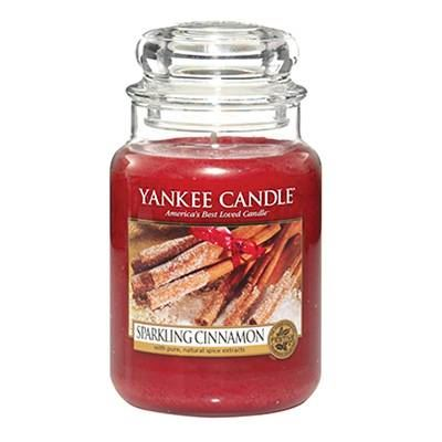 Sparkling Cinnamon Large Yankee Candle