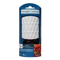 Yankee New Scent Plug - Pattern Starter Kit Black Cherry