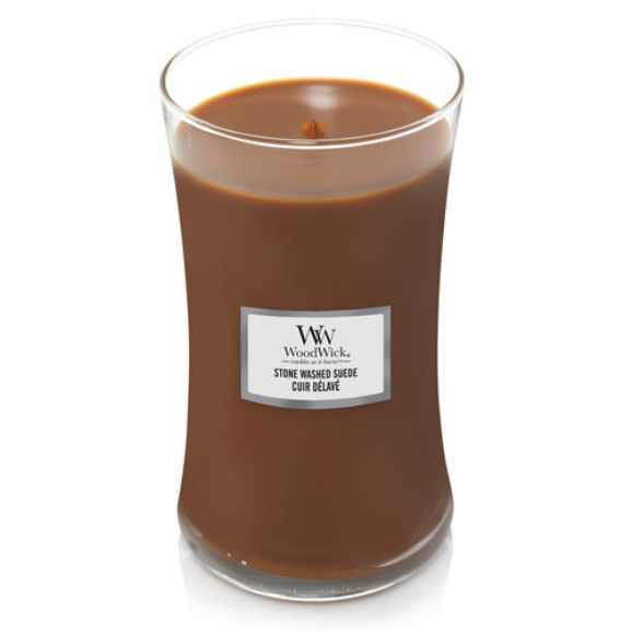 Stone Washed Suede - WoodWick