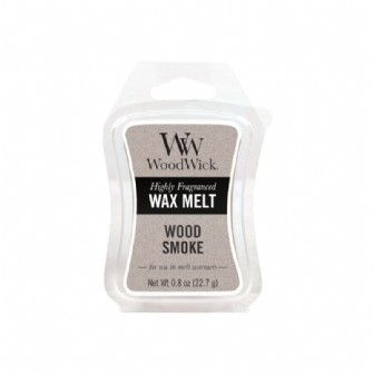 Wood Smoke WoodWick Wax Melt