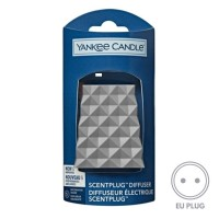 Yankee New Scent Plug - Faceted Pattern (EU Plug)