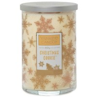 Christmas Cookie Large 2 wick Yankee Tumbler