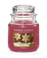 Glittering Star Medium Yankee Candle