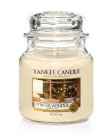 Winter Wonder Medium Yankee Candle