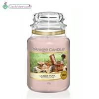 Garden Picnic Large Yankee Candle