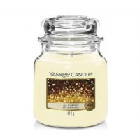 All is Bright Medium Yankee Candle