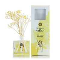 Ashleigh & Burwood Life In Bloom Floral Reed Diffuser - Sweet Mimosa & Bergamot