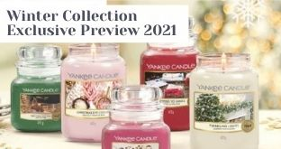 Exlcusive Preview Winter 2021 Yankee Candle