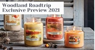 Exlcusive Preview Autumn 2021 Yankee Candle