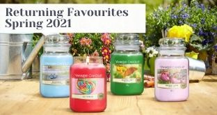 Back for more... Returning Yankee Candle Fragrances Available Now