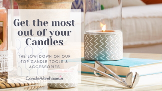How to use Candle Tools and Accessories