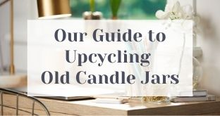 A Guide To Reusing Your Old Candle Jars