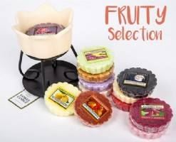 Melts + Cream Warmer Bundle - Fruity