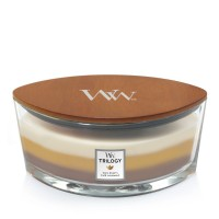 Trilogy Café Sweets - Woodwick Hearthwick Candle