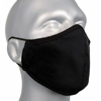 Junior Face Coverings - Pack 5 Classic Black + 2 FREE Junior Navy Masks