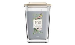Elevation Large 2-Wick Square Candle