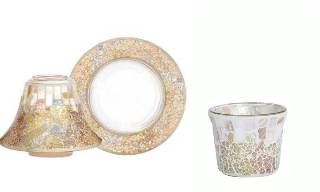 Accessories - Gold & Pearl