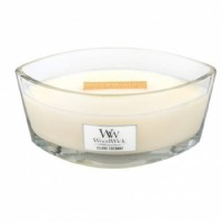 Island Coconut - Woodwick Hearthwick Candle