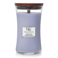 Lavender Spa - Woodwick Large Candle