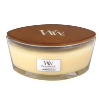 Lemongrass Lily - Woodwick Hearthwick Candle