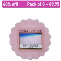 Meltdown - Pack 8 Pink Sands Melts