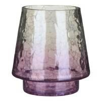 Savoy Large Jar Holder - Purple