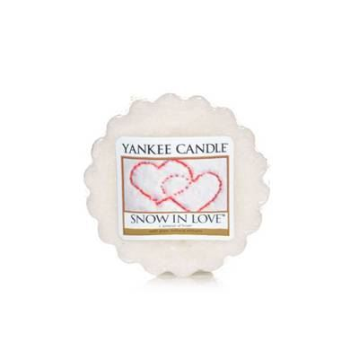 Snow in Love Yankee Candle Wax Melt