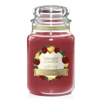 Spiced Apple Large Yankee Candle