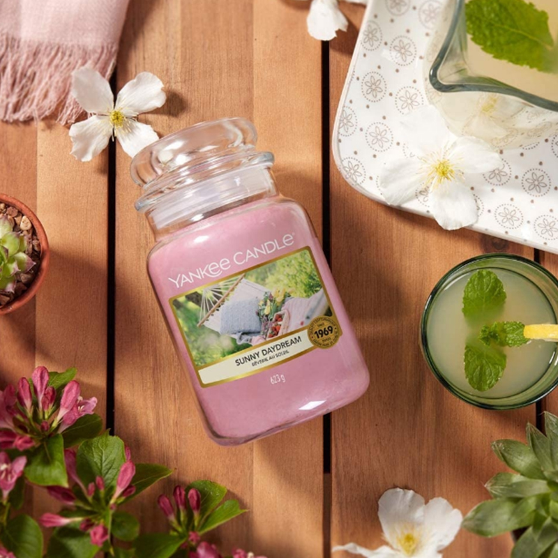 Sunny Daydream Large Yankee Candle