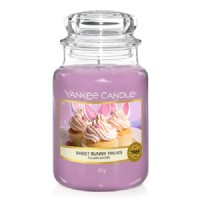Sweet Bunny Treats Large Yankee Candle