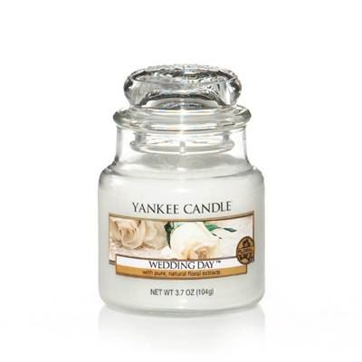 Wedding Day Small Yankee Candle