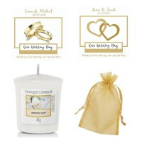 Wedding Day Favours Package